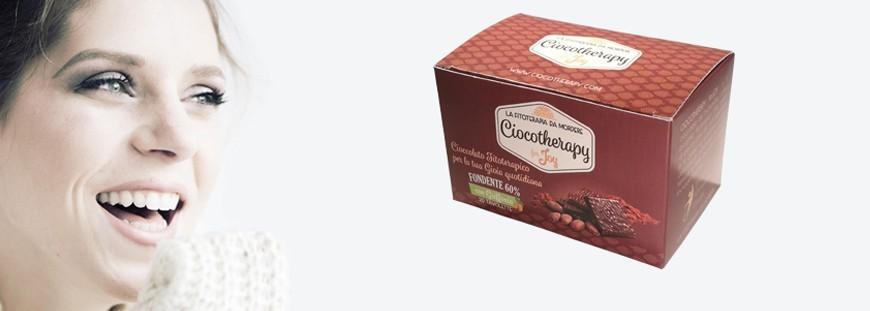 CIOCOTHERAPY® for JOY: prendersi cura di sé con gusto