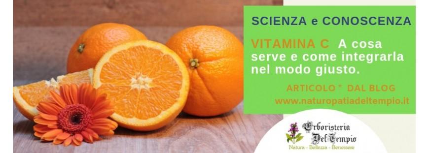 Vitamina C: a cosa serve e come integrarla nel modo giusto